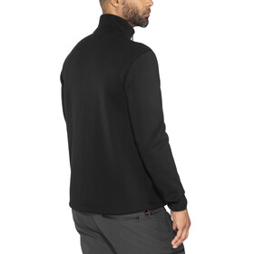 Ivanhoe of Sweden Assar - Midlayer Hombre - negro